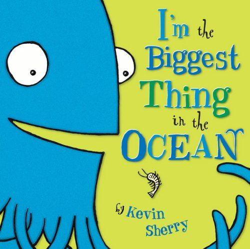 Craft for Book, I'm the Best Artist in the Ocean by Kevin Sherry