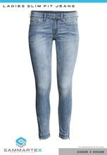 Custom Made Ladies Jeans Model No. DK09 Best Buy follow this link http://shopingayo.space