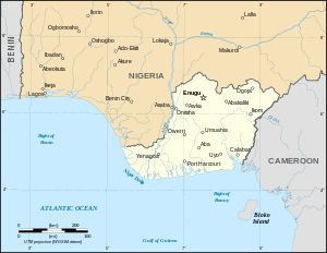 The Nigerian Civil War, also known as the Biafran War, 6 July 1967 – 15 January 1970, was an ethnic and political conflict caused by the attempted secession of the southeastern provinces of Nigeria as the self-proclaimed Republic of Biafra. The conflict was the result of economic, ethnic, cultural and religious tensions mainly between the Hausas of north and the Igbo of the southeast of Nigeria. Over the two and half years of the war, 1 million civilians died from famine and fighting. ...