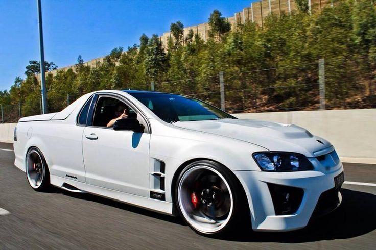 Holden Ute maloo