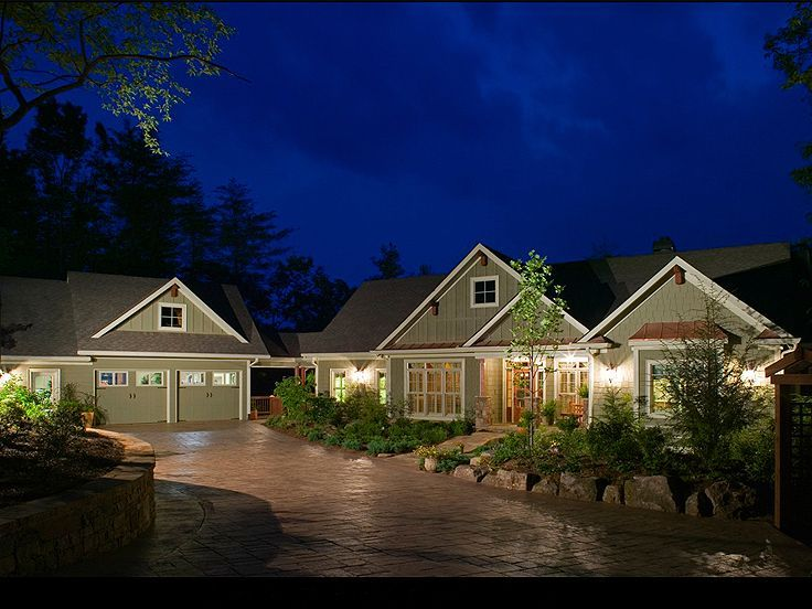 Waterfront Home Plans Sloping Lots
