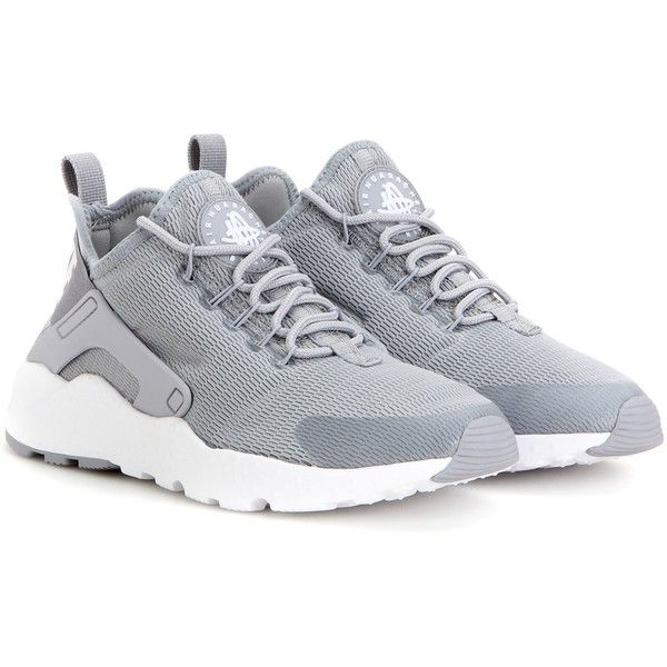Nike Nike Air Huarache Run Ultra Sneakers ($140) ? liked on Polyvore  featuring shoes