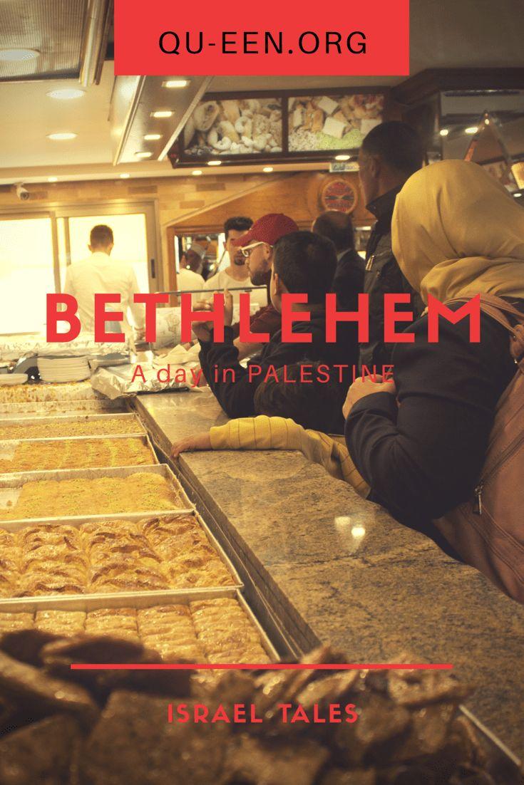 QU-EEN explores Bethlehem Palestine, Middle East
