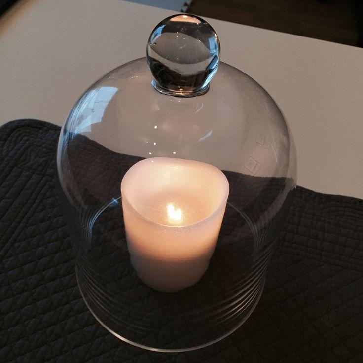 De fineste lysene med batteri fra Enjoy Candles.