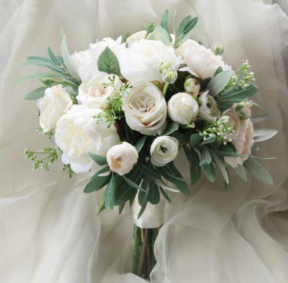 Silk Wedding Bouquet Boho Bouquet Bridal Bouquet Silk Flo Silk Wedding Bouquet Small Bridal Bouquets Flower Bouquet Wedding Artificial Bouquets Wedding