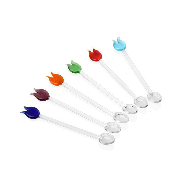 Bernardo Çay Kaşığı / Tea Spoon #bernardo #tabledesign #homedesign #lale #tulip