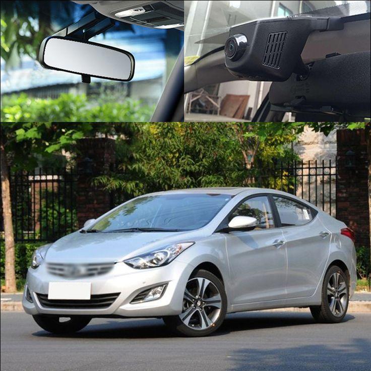 For Hyundai ELANTRA car Wifi DVR Auto Driving Video Recorder FHD 1080P hidden installation G-sensor Dash Cam Car Black Box