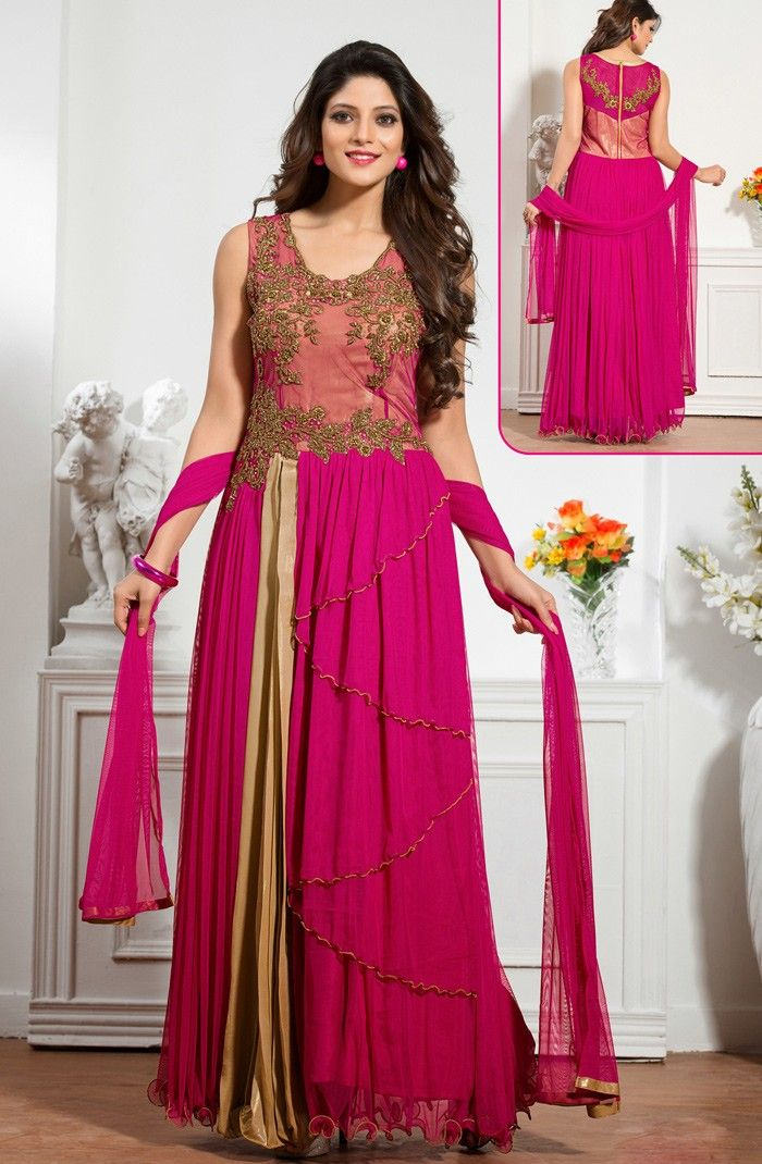 47 besten Indian Designer Gowns Bilder auf Pinterest   Designer ...
