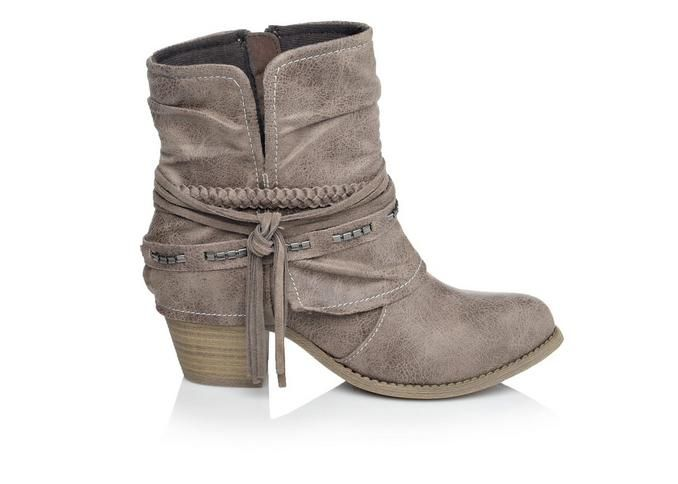 Like this style of bootie. Never worn booties before but wanting to try some with my jeans you sent last fix.