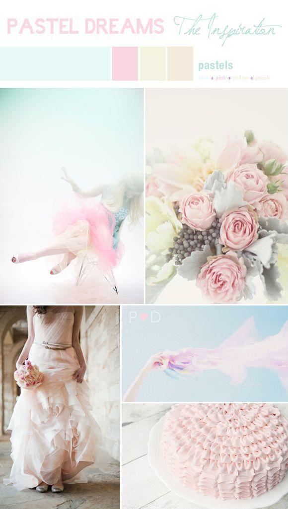 Bridal Inspiration Board