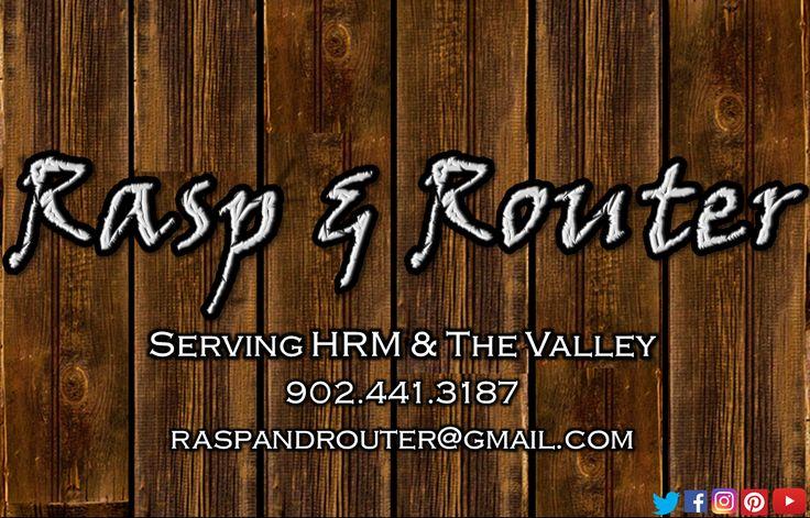 Rasp & Router