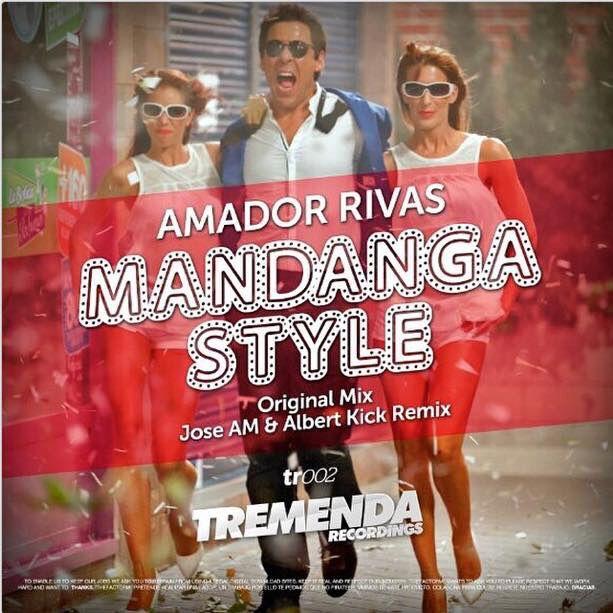 """El #MandangaStyle de """"Amador Rivas"""" triunfa en redes sociales y en las tiendas digitales https://itunes.apple.com/es/album/mandanga-style-single/id960056129?uo=4&at=11lHsY"""