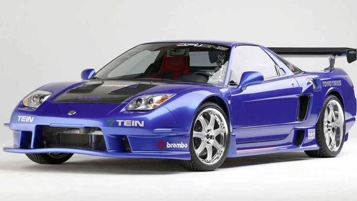 Image for Blue Acura Integra Wallpaper