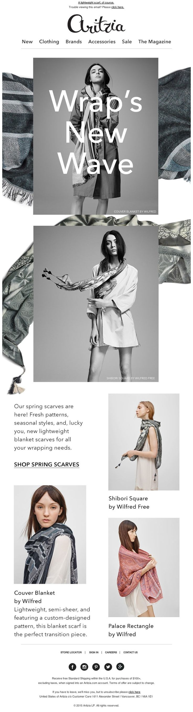 738 best email newsletter design images on Pinterest | Email design ...