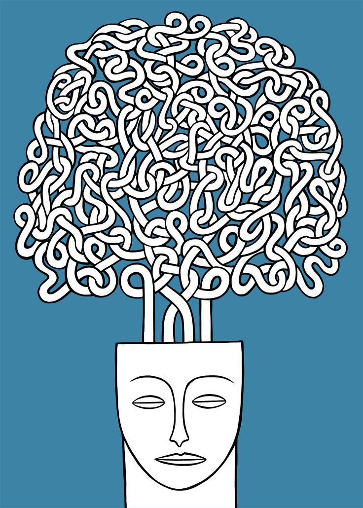 Brain pathways the journey of thought to mouth