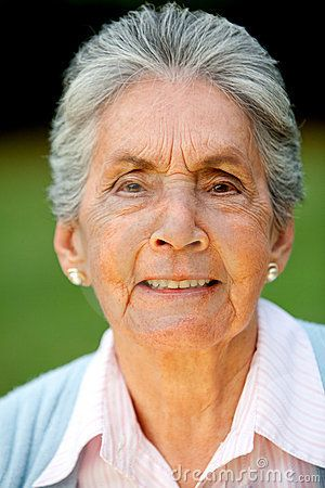 Lovely old woman by Andres Rodriguez, via Dreamstime