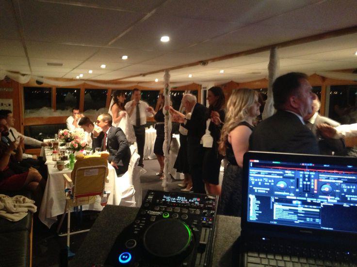 @ magic charters... Wedding