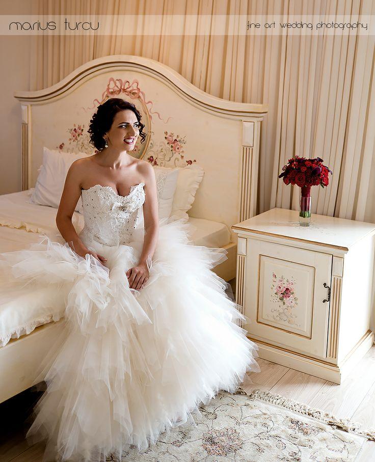bride portrait  (c) Marius Turcu Photography