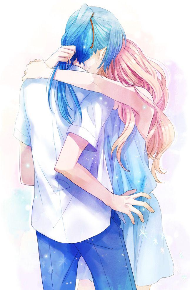 Sheryl hugging Alto