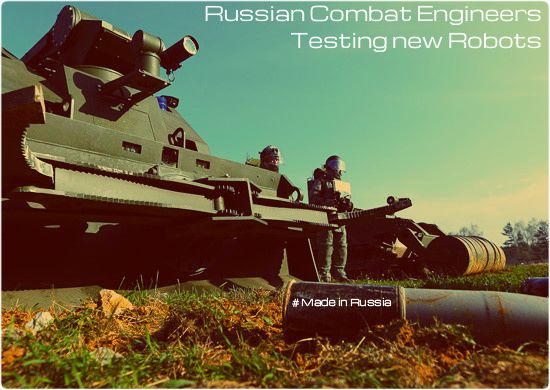#NewRobot #Robots #Robot #RussianArmy #Engineer