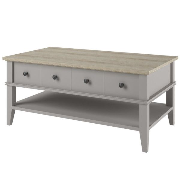 $169 - FREE SHIPPING! Shop Wayfair for Altra Furniture Porter Coffee Table - Great Deals on all Furniture products with the best selection to choose from!