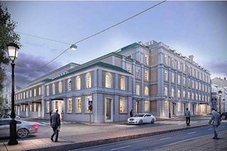 Our blog: bulgarihotels in Moscow announced for 2019. @ Moscow, Russia
