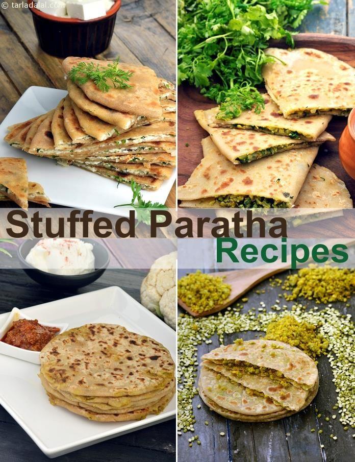 84 Stuffed Paratha Recipes, Paratha Recipe, Tarladalal.com | Page 1 of 7