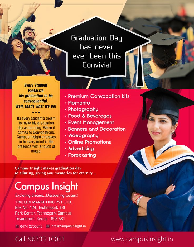 Graduation Day Package