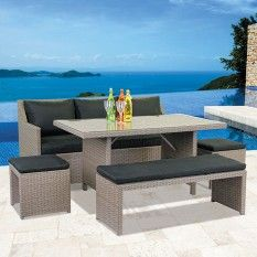Alfresco 5 Piece Dining Setting ALFRE5PCLD $1149 @ Target