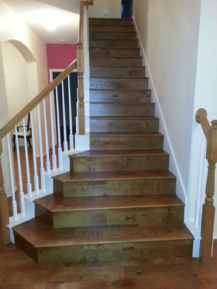 26 Best Images About Stairs On Pinterest Vinyl Planks