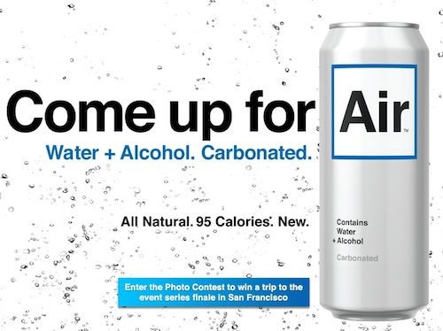 Alcohol That Tastes Like Water: The Hipster Drink Of The Future?