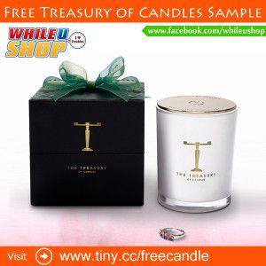 Free Treasury of Candles Sample #freebies #freebiesfriday ...