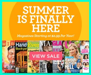 Discount Mags Summer Sale! Get great price on all the favorites! Kids mags, sports mags, cooking and lots more!  Click the link below to get all of the details ► http://www.thecouponingcouple.com/discount-mags-summer-sale-rachel-ray-golf-digest-us-weekly-and-more/  #Coupons #Couponing #CouponCommunity  Visit us at http://www.thecouponingcouple.com for more great posts!