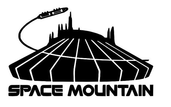 Space Mountain Walt Disney World Space Mountain