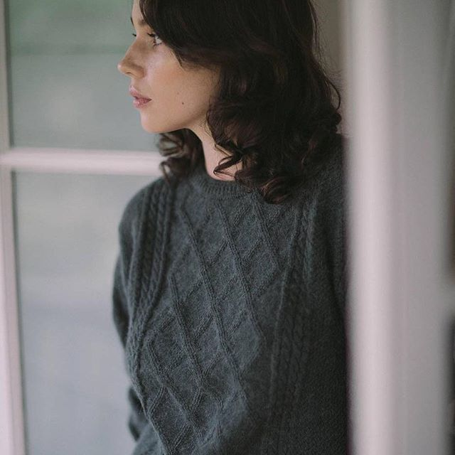 www.postcart.co >> Inspired by 📷 @judeaustralia ⠀ .⠀ It's all in the detail | One lucky last of the Aran Jumper in forest remains in a size small. 30% off at the online store.⠀ .⠀ .⠀ .⠀ .⠀ .⠀ .⠀ #handcrafted #knit #sweaterweather #sweater #shoplocal #womenswear