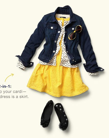 Gap Kids Look - would like to mimic for an adult.