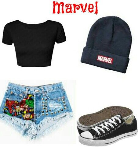 Marvel outfit #outfit #marvel #nerd