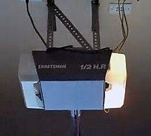 Image result for Craftsman Garage Door Opener Troubleshooting