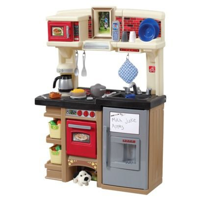 "Step2 Create and Play Kitchen 42.75 "" H x 32.5 "" W x 12.0 "" D"