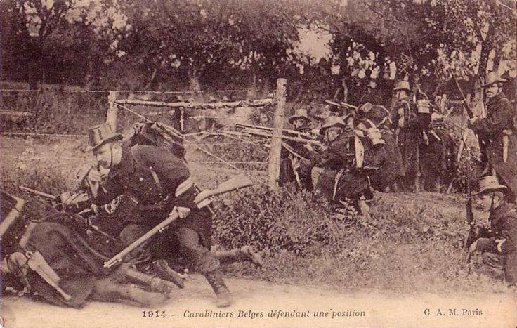 Afbeeldingsresultaat voor 3 augustus 1914