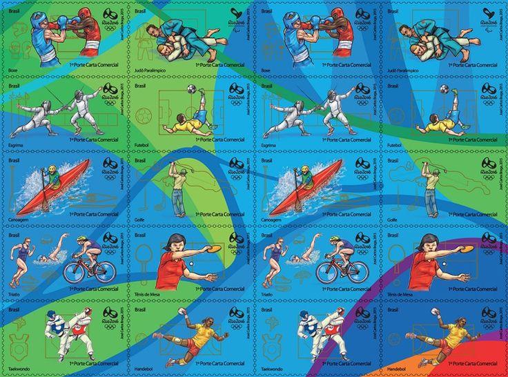 COLLECTORZPEDIA Olympic Games 2016 - Rio de Janeiro