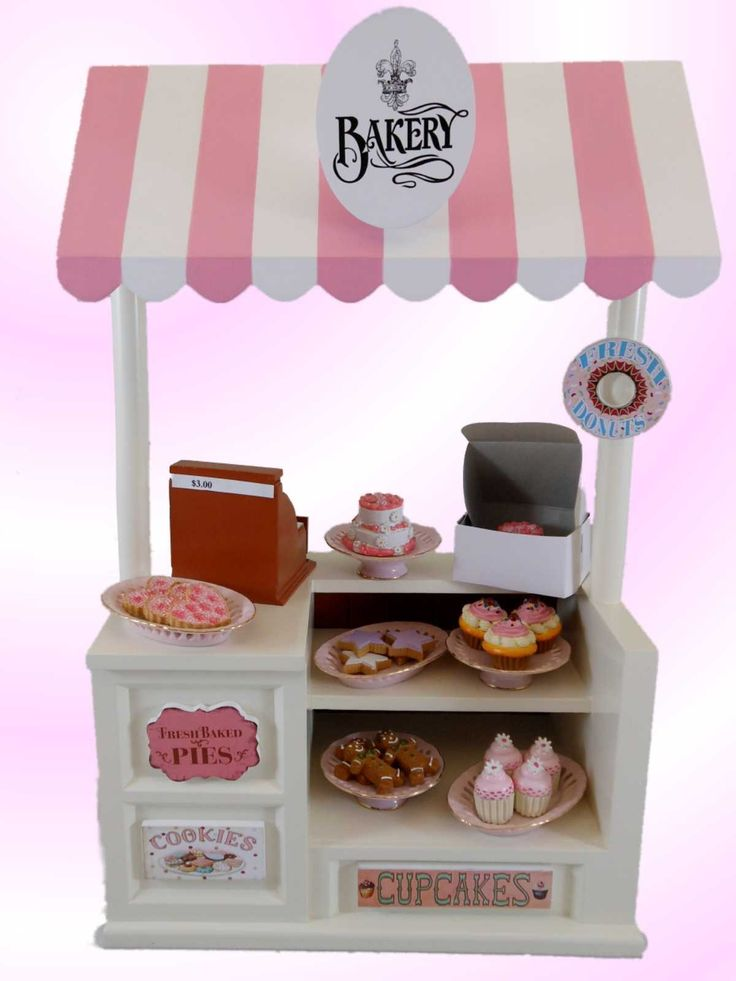 1000 Images About Diy Sweet Shop Amp Bakery For American