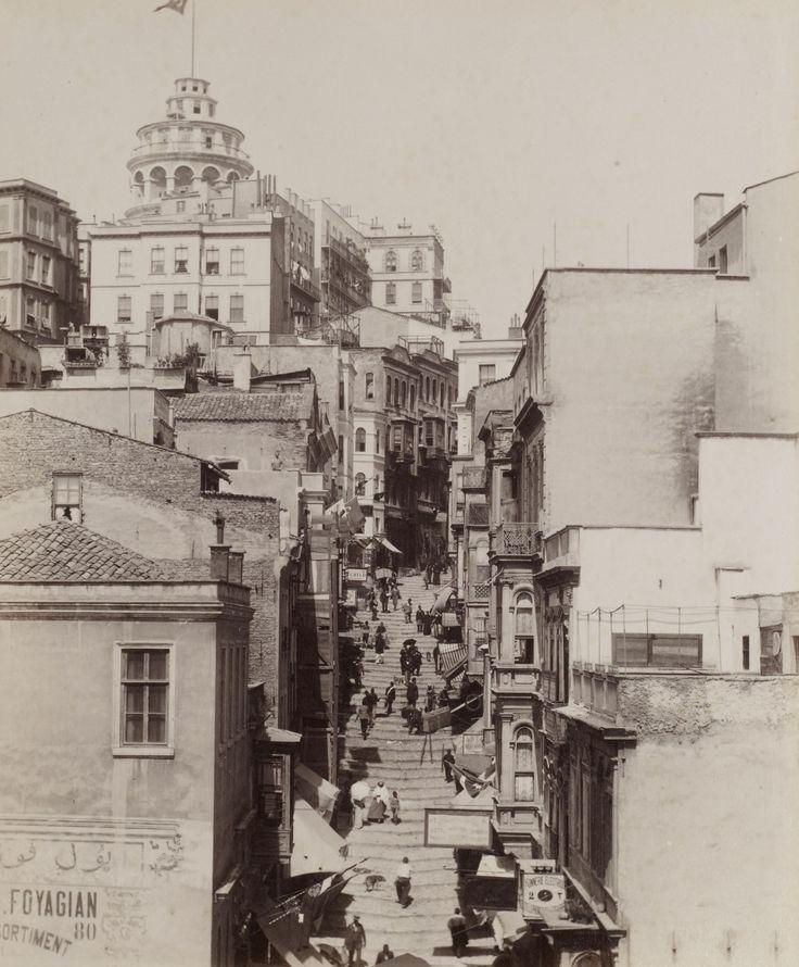 Yüksekkaldırım Sébah & Joaillier / 1890