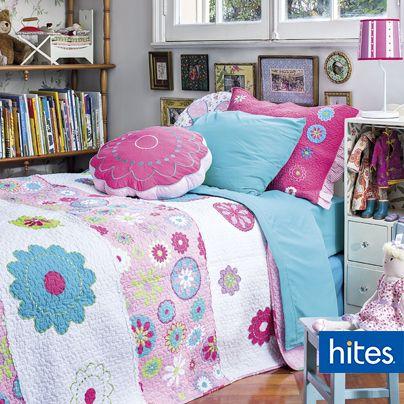 Envuelve el ambiente infantil con los tonos propuestos en este diseño.