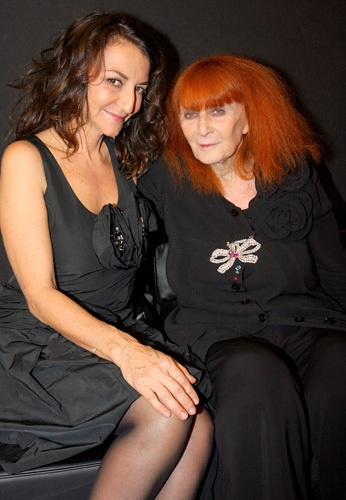 sonia & nathalie rykiel  two generations of couture genius