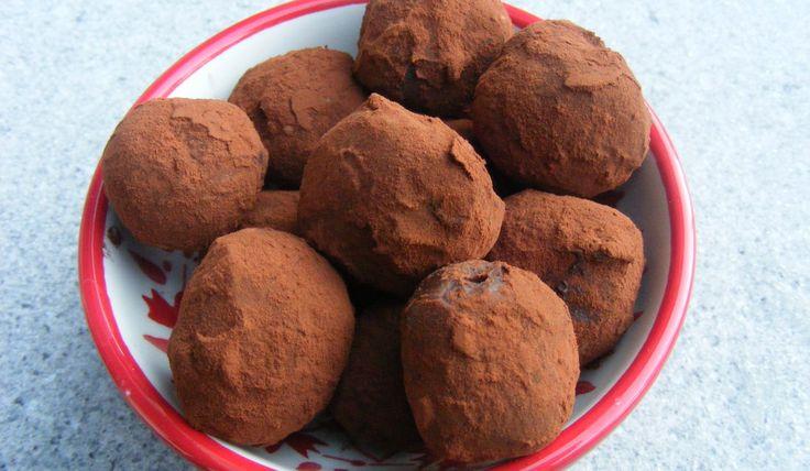 Baileys tryffel - Recept