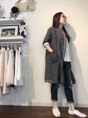 collection コレクション | Lace in Fashion reve de MIYACO