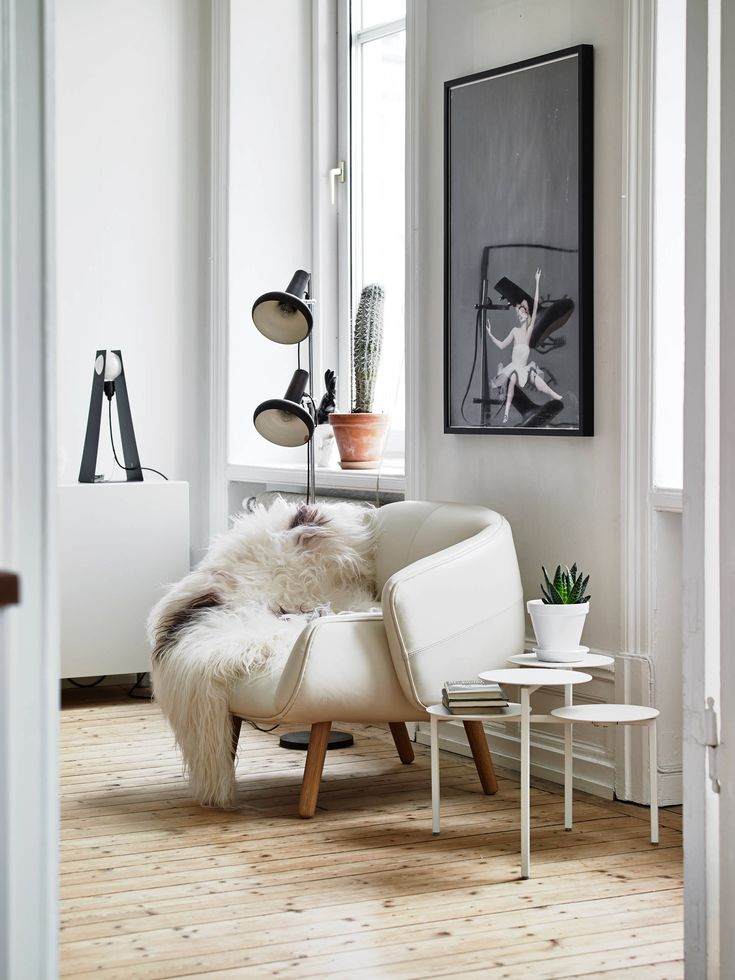 Neutrals and clean lines