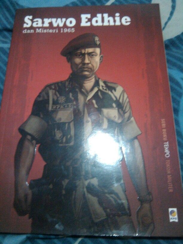 "Seri Buku Tempo Tokoh Militer ""Sarwo Edhie dan Misteri 1965"""