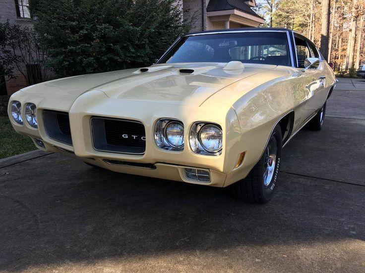 1970 Pontiac GTO for sale #2049146 - Hemmings Motor News